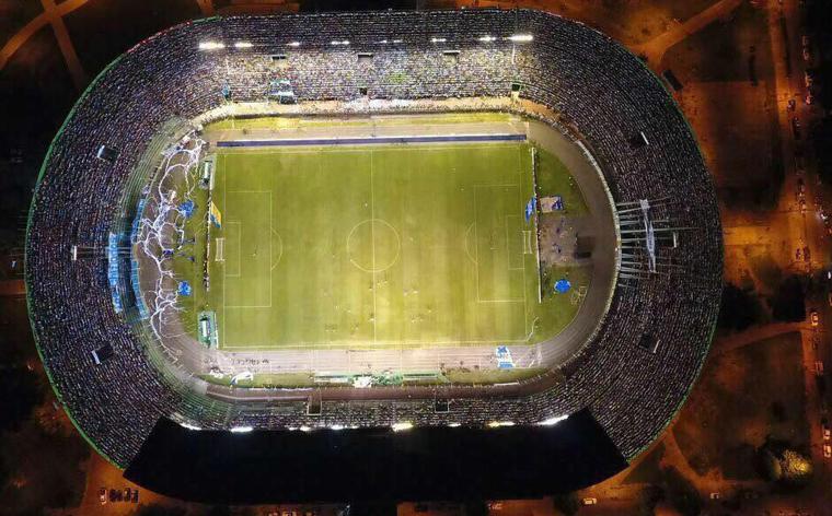 Resultado de imagen para estadio tahuichi
